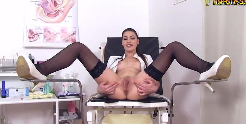 Порно Медсестра Соло