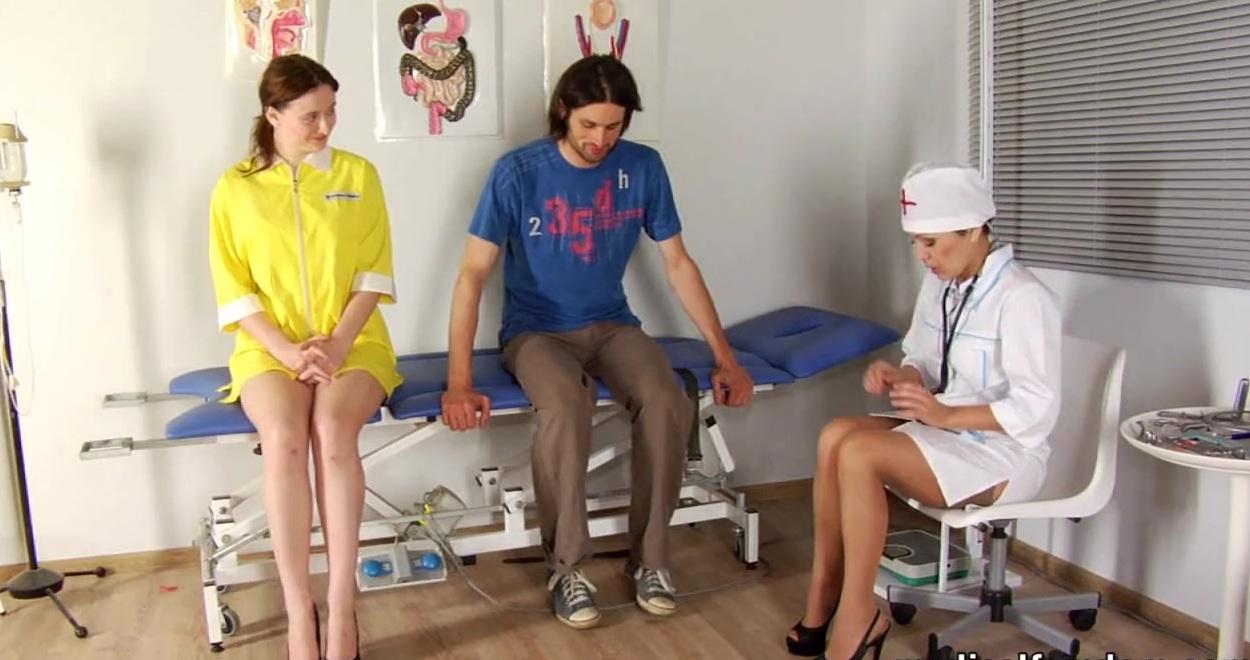 Порно Русские Лесби Медсестры