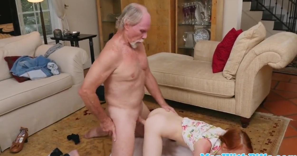 Порно Стари И Маладой