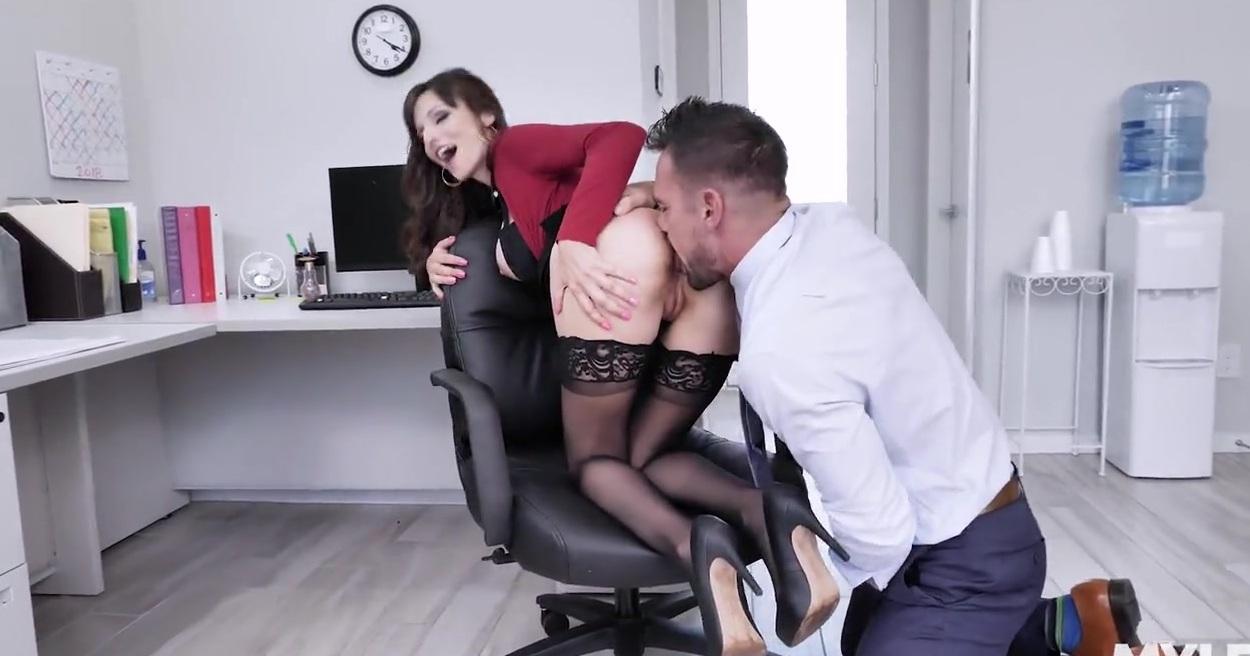 Порно И Работа