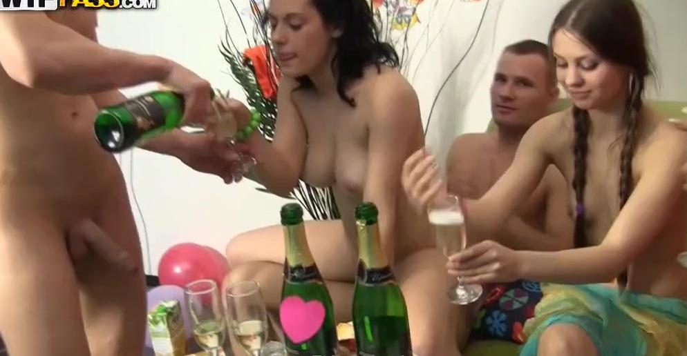 Русское Порно Пати Студентов